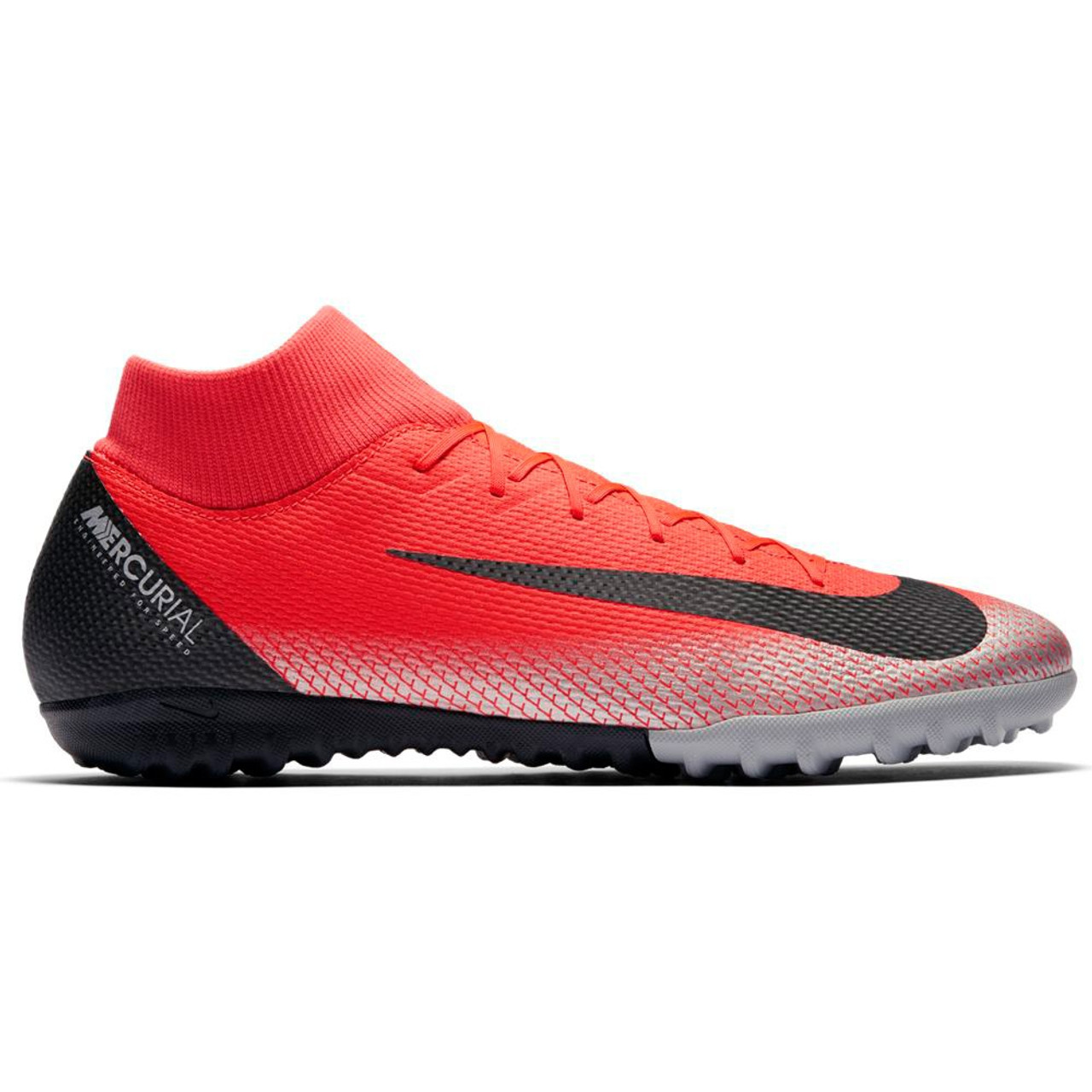 13cc3a28a0d NIKE SUPERFLY 6 ACADEMY CR7 TF CRIMSON - Soccer Plus
