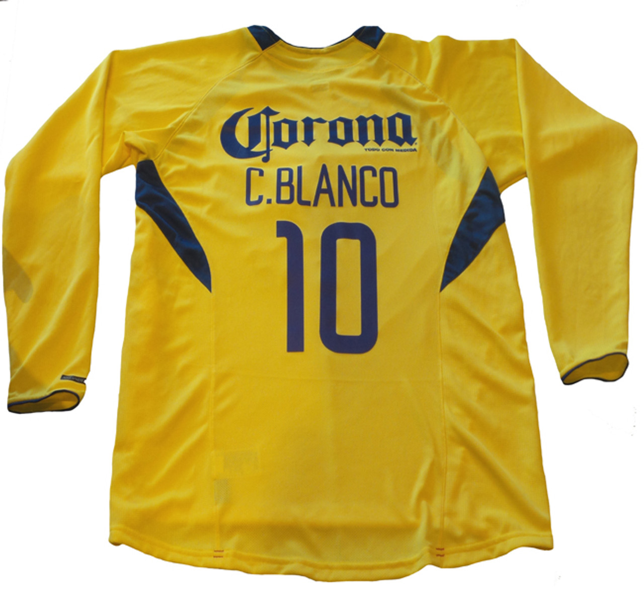 buy online 39c9e a5882 NIKE AMERICA 2006 HOME L/S `BLANCO`JERSEY