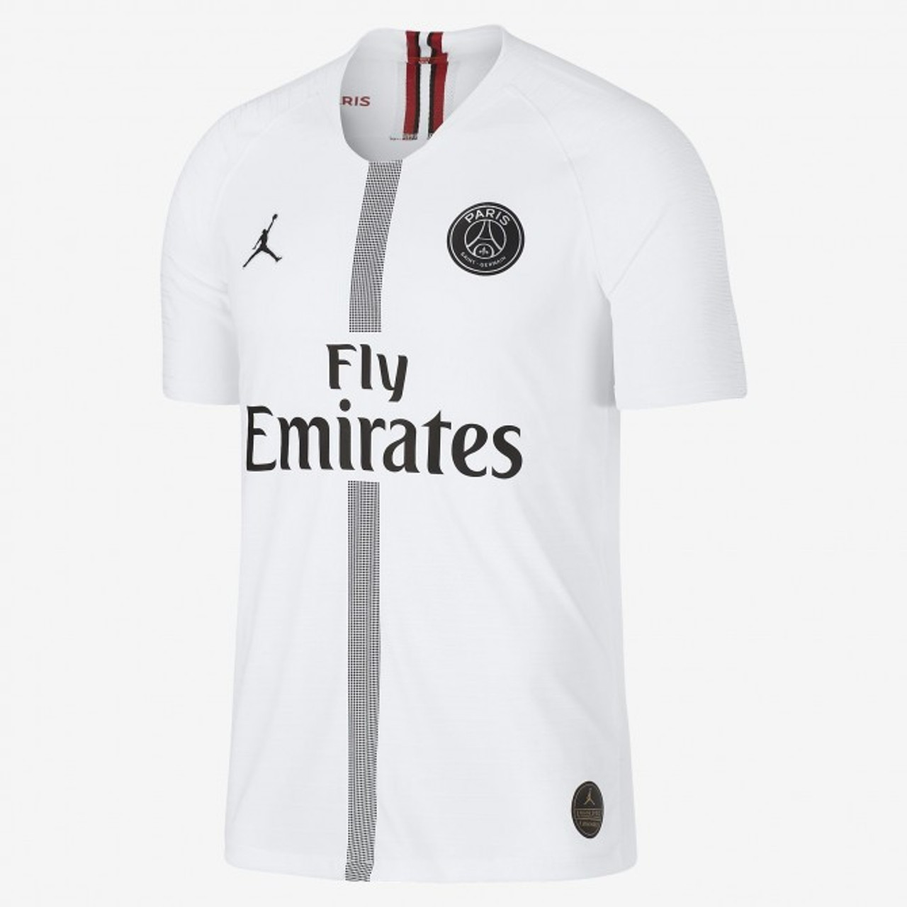 5581cc5b824fdb NIKE PSG JORDAN 2019 VAPOR MATCH 3RD JERSEY WHITE - Soccer Plus