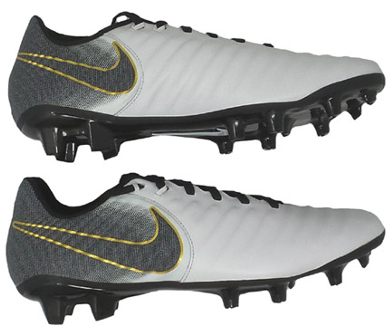 wholesale dealer 96e17 55fb9 NIKE LEGEND 7 ACADEMY FG WHITE/BLACK