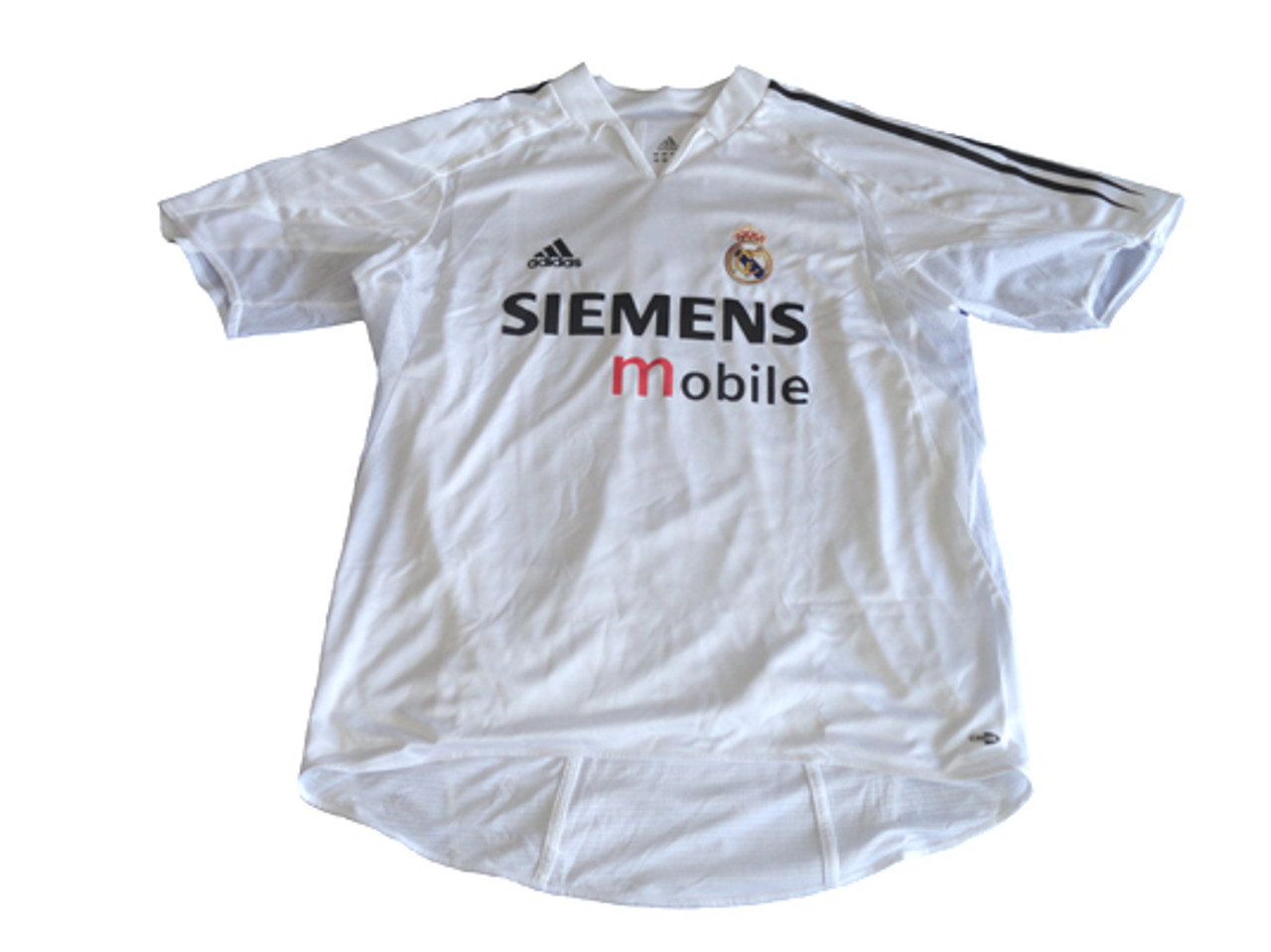 on sale 44244 927f5 ADIDAS REAL MADRID 2005 AUTHENTIC HOME JERSEY