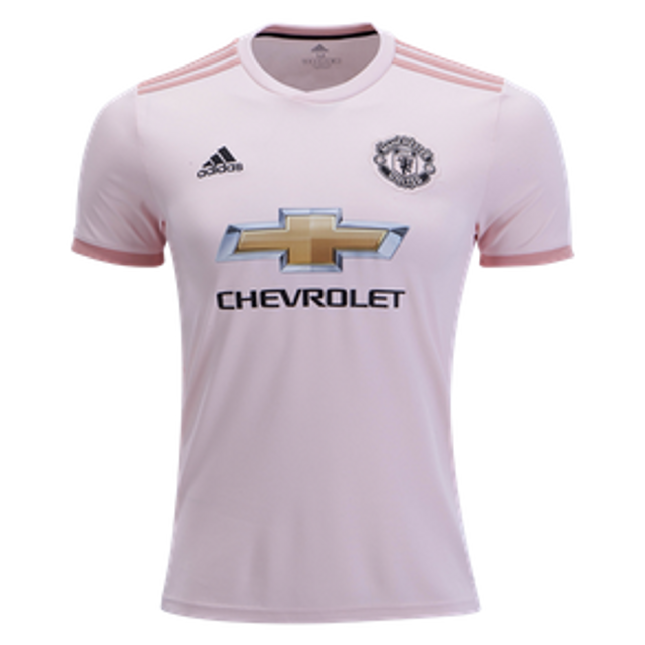 big sale 33658 b4a77 ADIDAS MANCHESTER UNITED 2019 BOYS AWAY JERSEY PINK