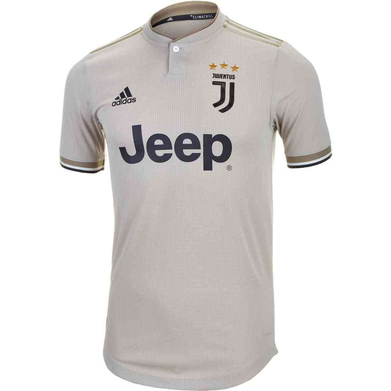 release date 57839 997e3 ADIDAS JUVENTUS 2019 AWAY AUTHENTIC JERSEY