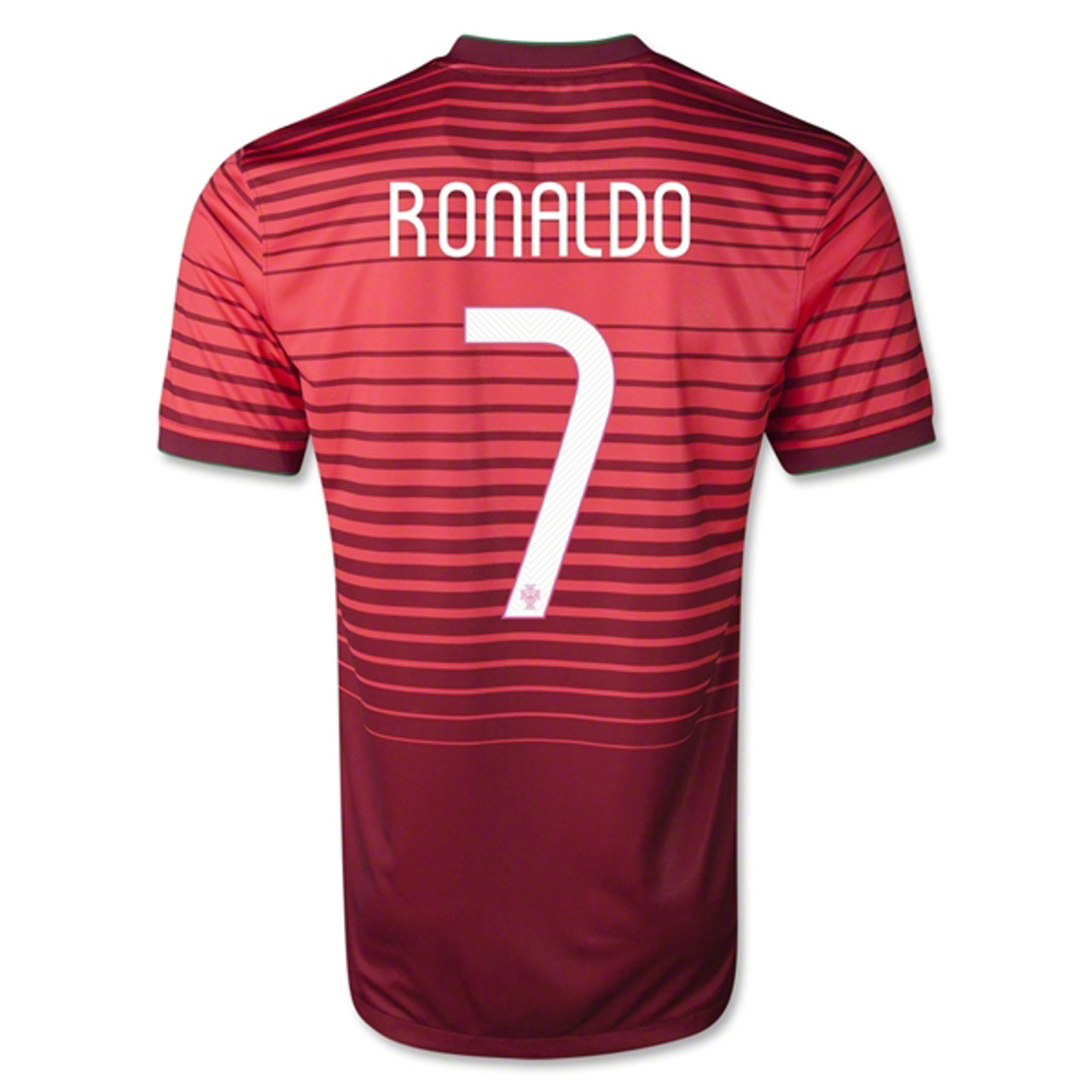 best website 8cd59 064bf NIKE PORTUGAL 2014 HOME RONALDO JERSEY