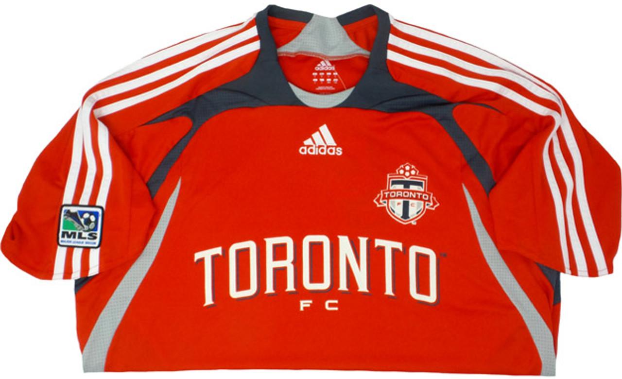 hot sale online c36ad 681fb ADIDAS TORONTO FC 2008 HOME JERSEY