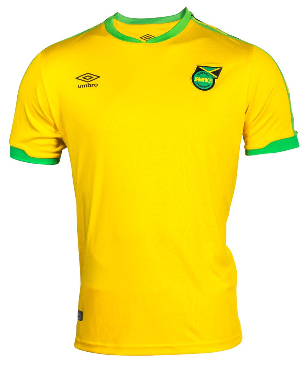 01508fa79d5 UMBRO JAMAICA 2019 HOME BOYS JERSEY - Soccer Plus