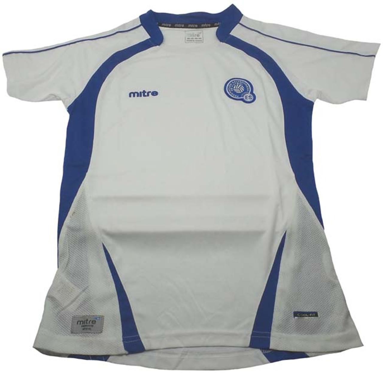 d1f82c4cb26 MITRE EL SALVADOR 2012 AWAY WOMENS JERSEY - Soccer Plus