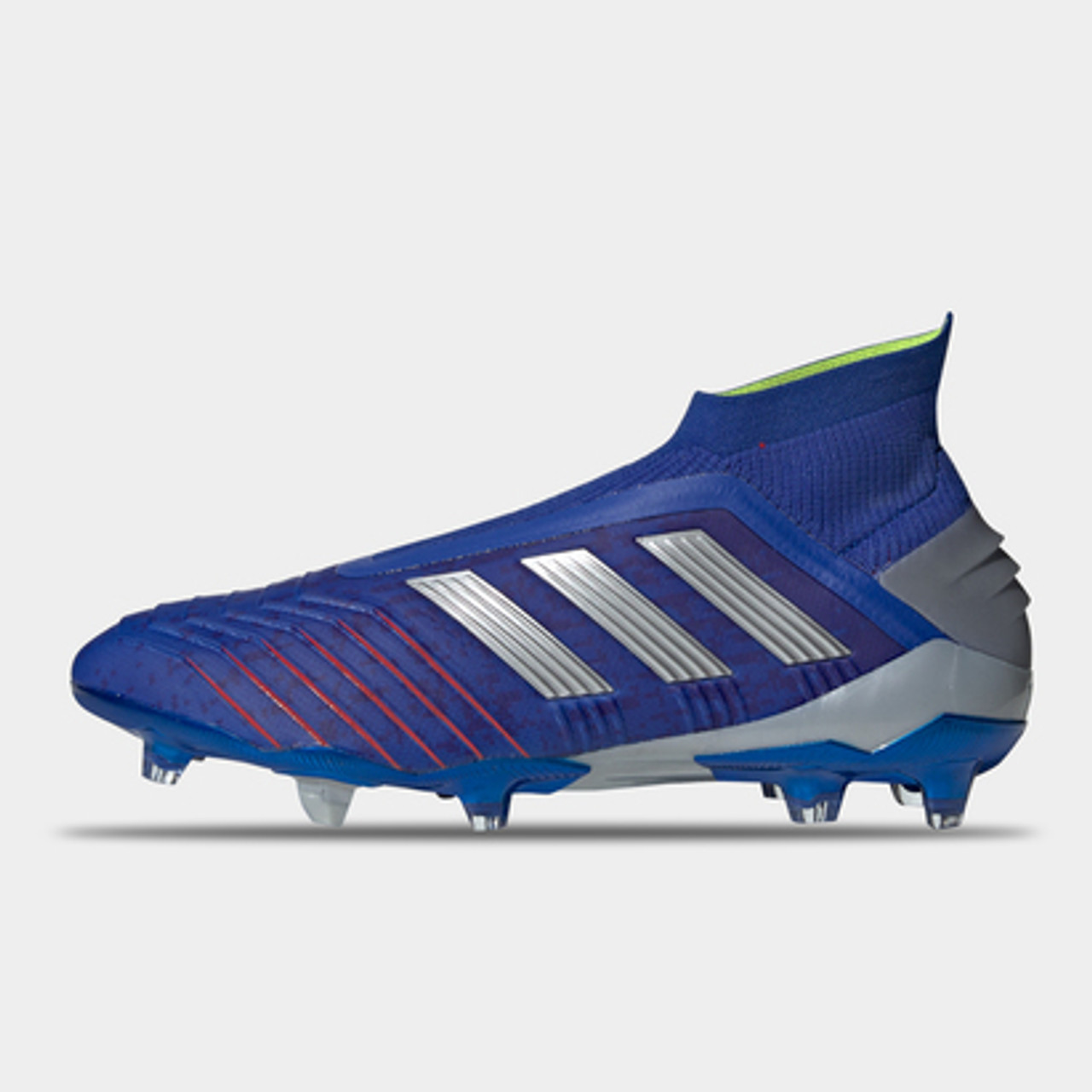 get cheap designer fashion best quality ADIDAS PREDATOR 19+FG Blue/silver/red
