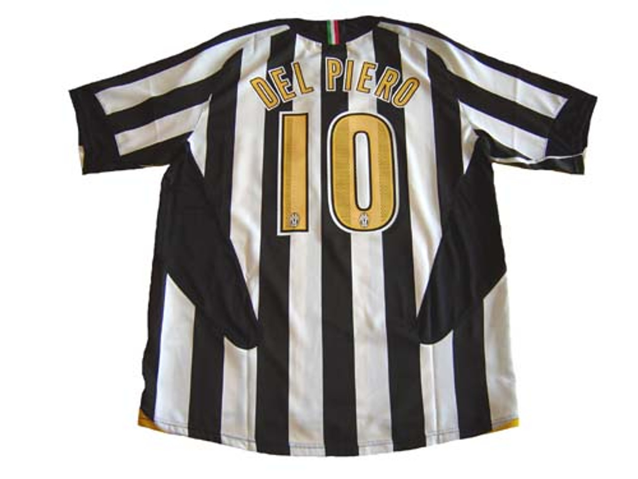 brand new 641f2 d8a1b NIKE JUVENTUS 2006 HOME `DEL PIERO`JERSEY