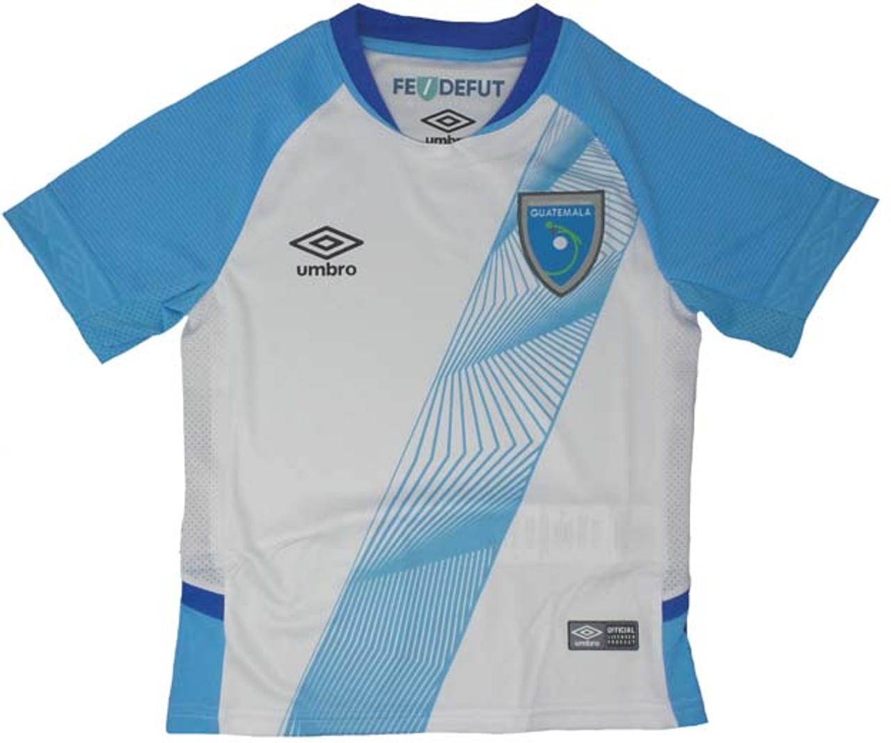 umbro guatemala jersey 2019