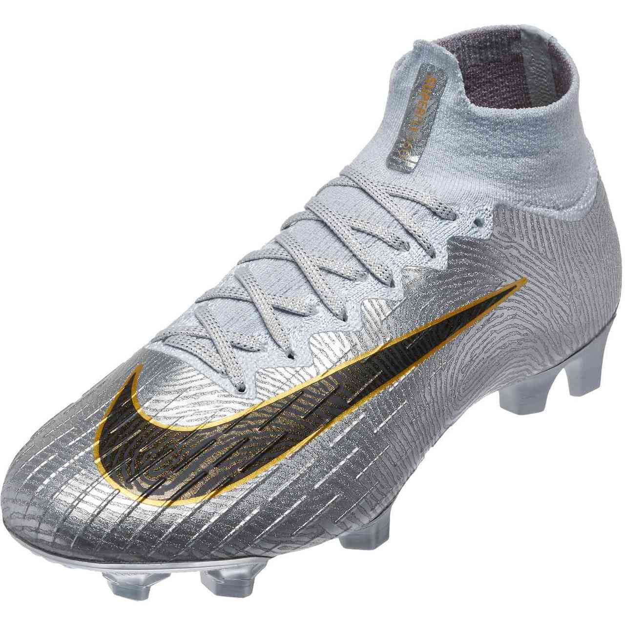 the latest 4bf11 10502 NIKE MERCURIAL SUPERFLY 6 Elite FG – SE – Pure Platinum/Black