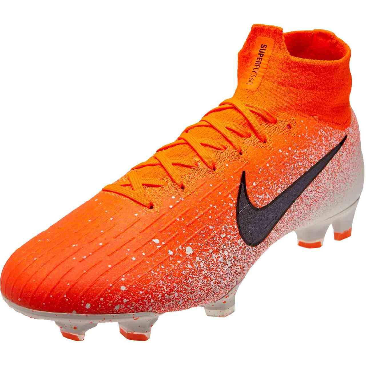 superior quality 4fb6b 0b2cc NIKE MERCURIAL SUPERFLY 6 Elite FG – Euphoria-Hyper crimson/white