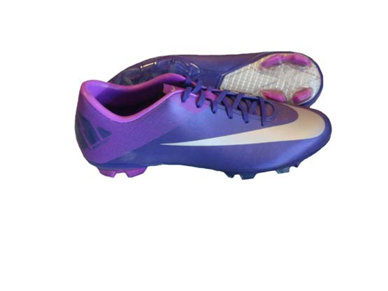timeless design 066d7 be39f NIKE MERCURIAL MIRACLE FG PURPLE - Soccer Plus