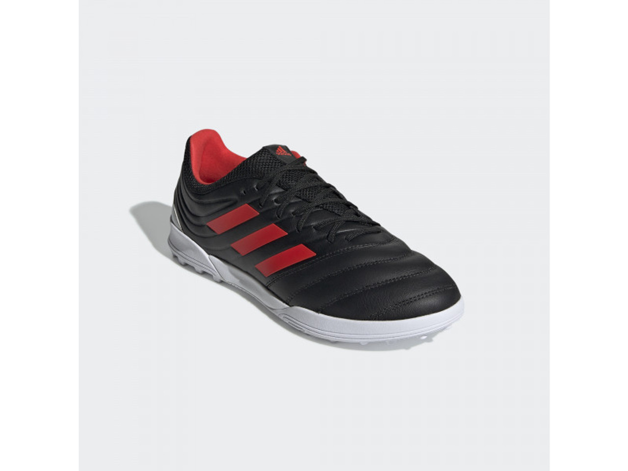 adidas COPA 19.3 IN Sala J Kids Weiss Rot