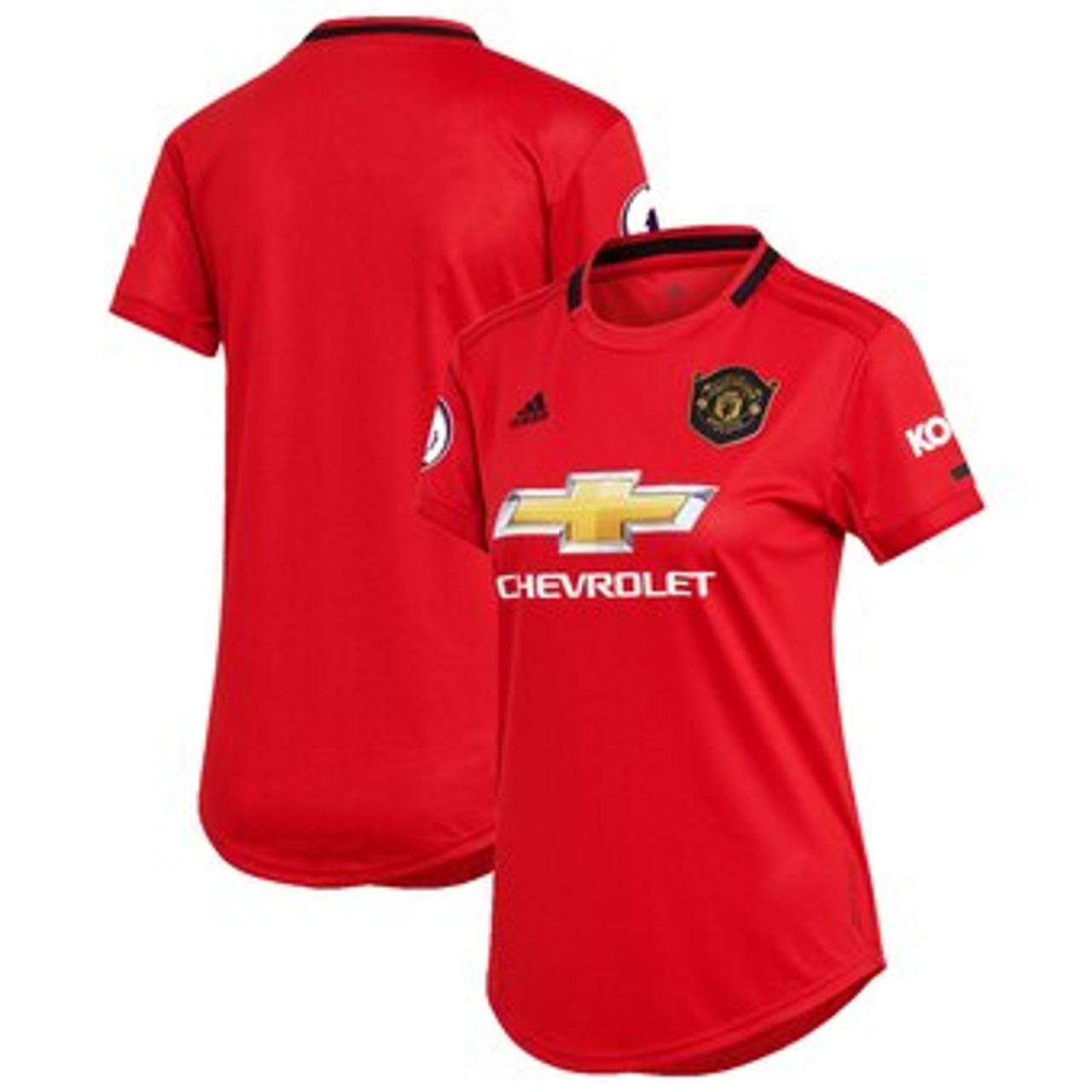 on sale 639ab 53e89 ADIDAS MANCHESTER UNITED WOMEN'S 2020 HOME JERSEY