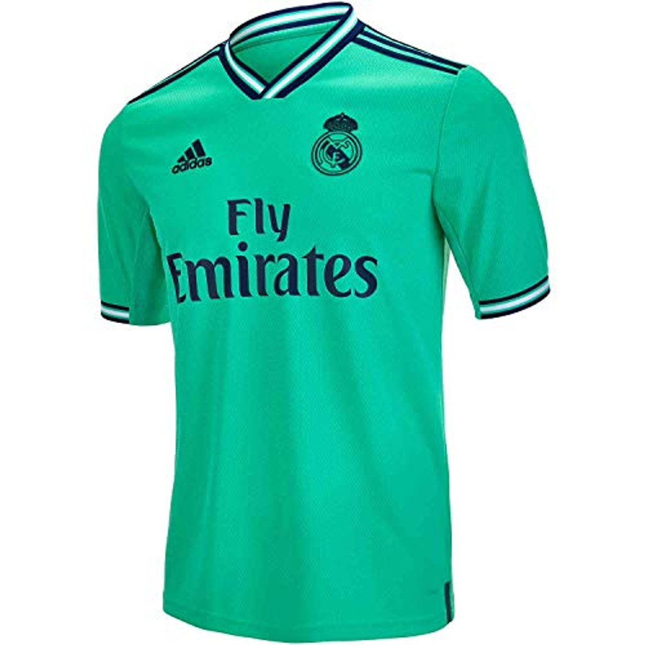 sports shoes e1977 b036d ADIDAS REAL MADRID 2020 3RD JERSEY MINT GREEN