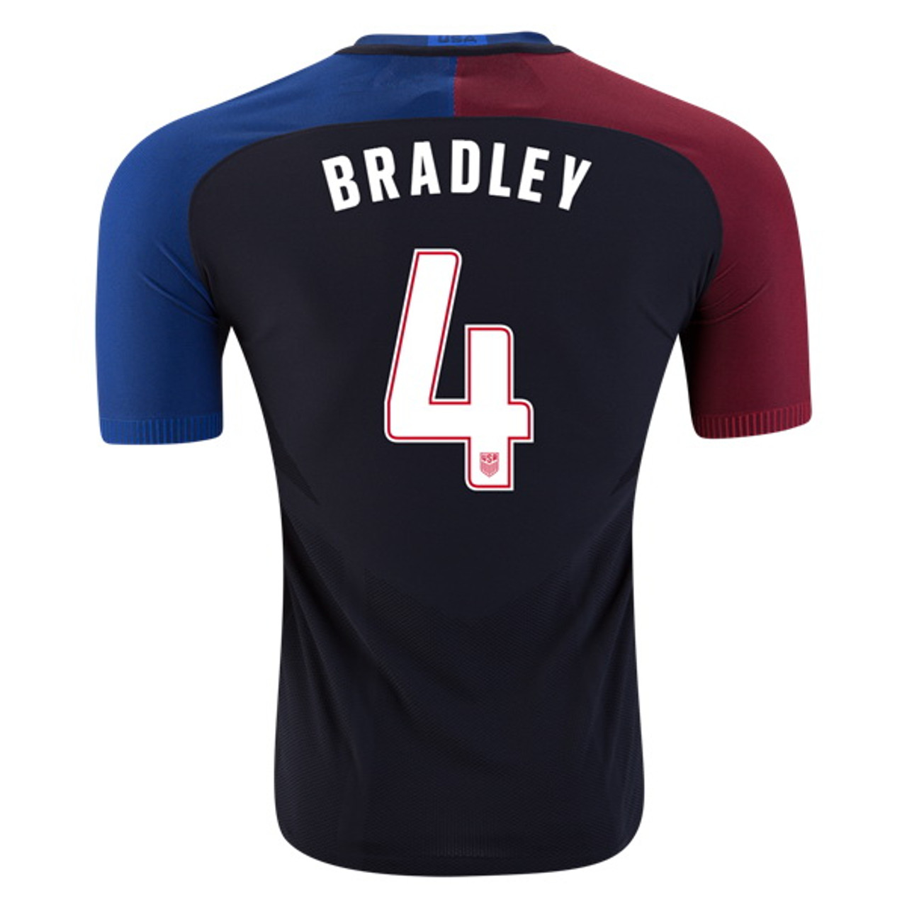 bradley jersey