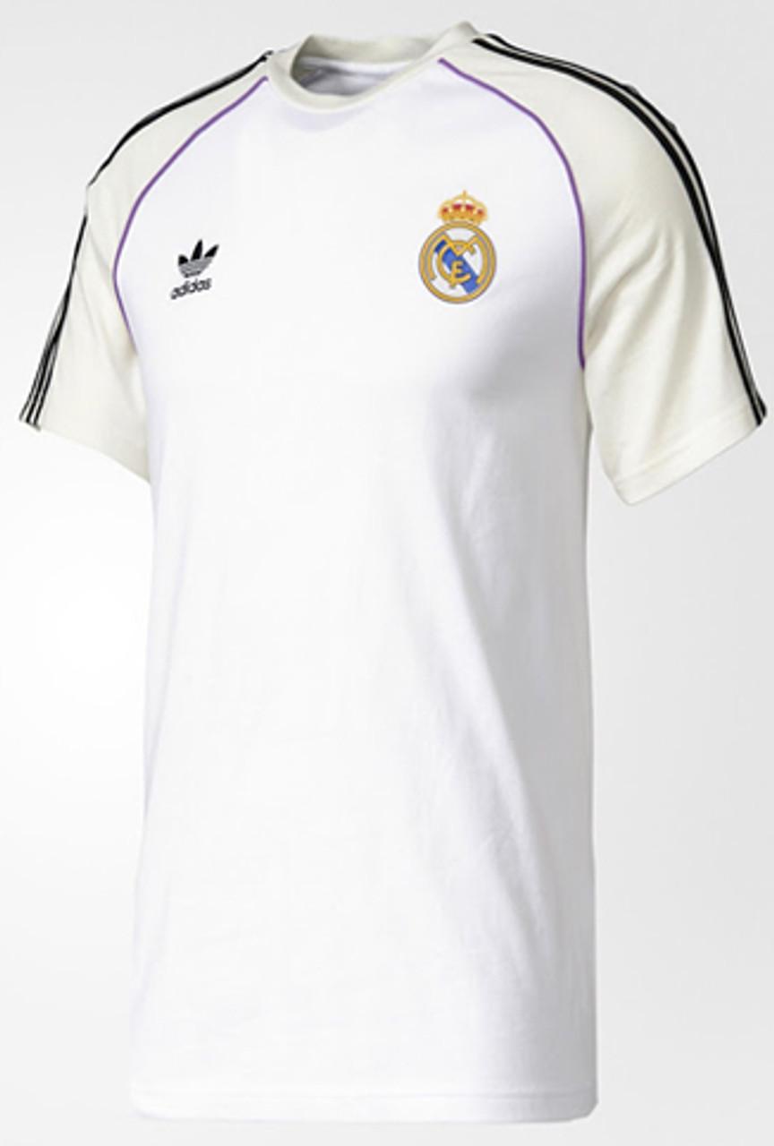 adidas real madrid t shirt