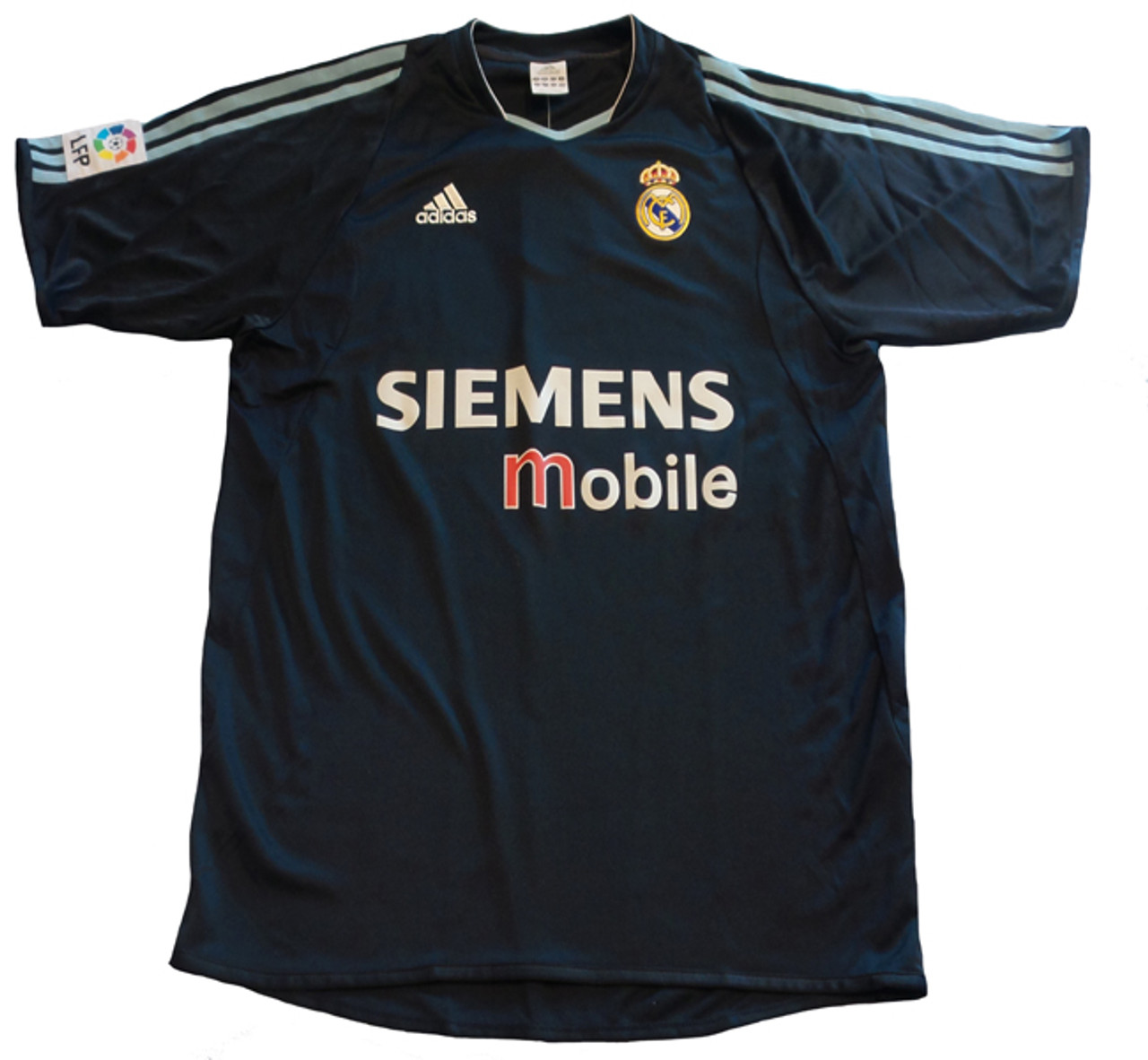 half off e2586 2dcce ADIDAS REAL MADRID 2004 AWAY NAVY BLUE