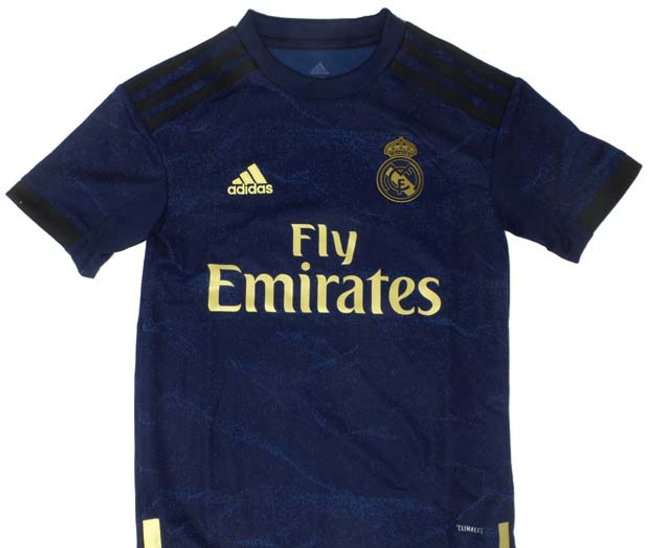 buy popular 9d10d 43a03 ADIDAS REAL MADRID 2020 AWAY JERSEY BLUE/GOLD