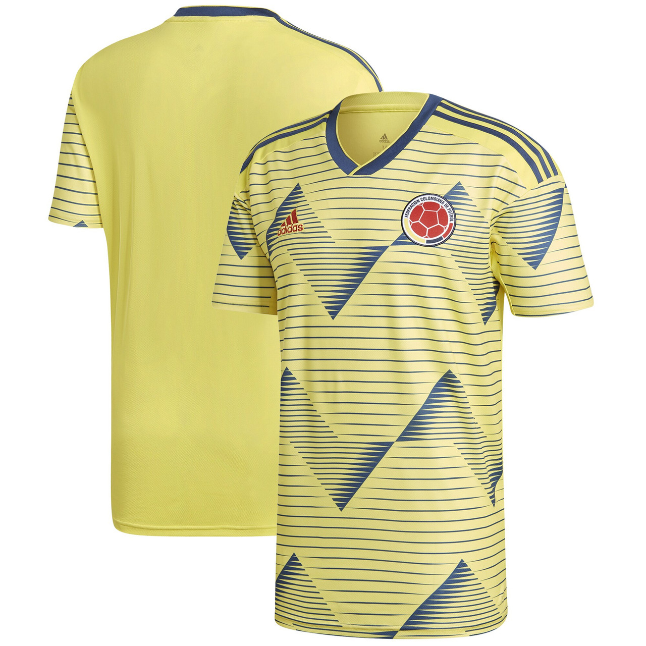 ADIDAS COLOMBIA 2020 HOME JERSEY
