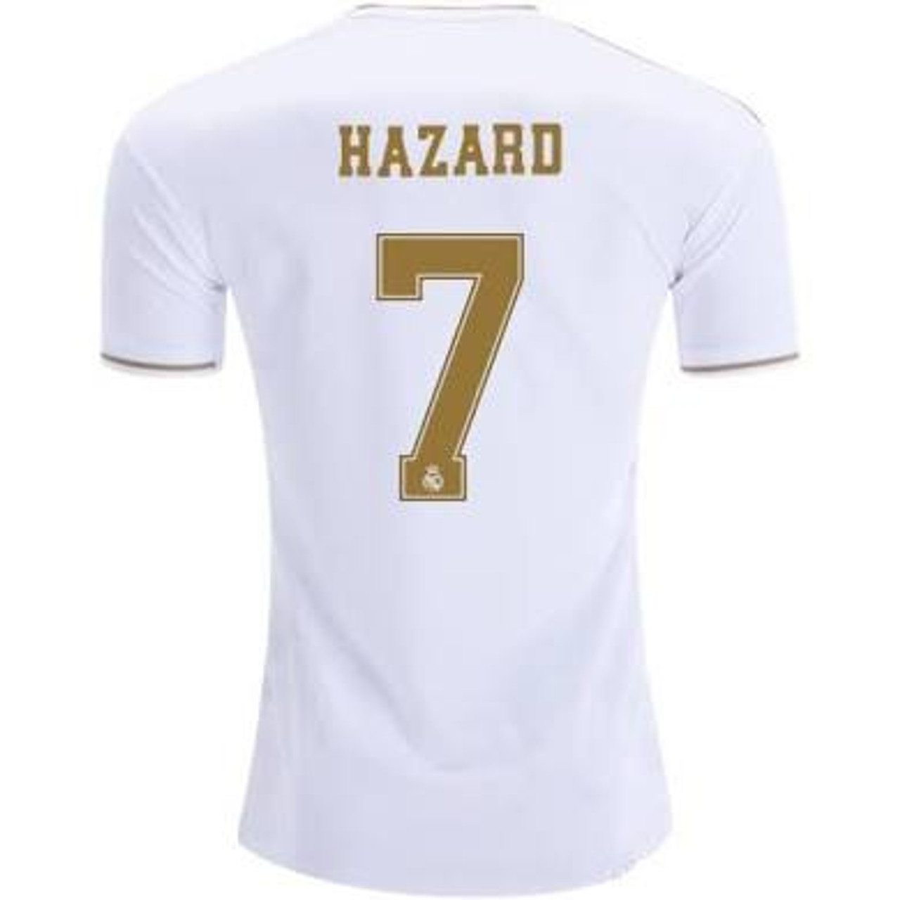best loved fa579 d99b5 ADIDAS REAL MADRID 2020 HOME `HAZARD`JERSEY