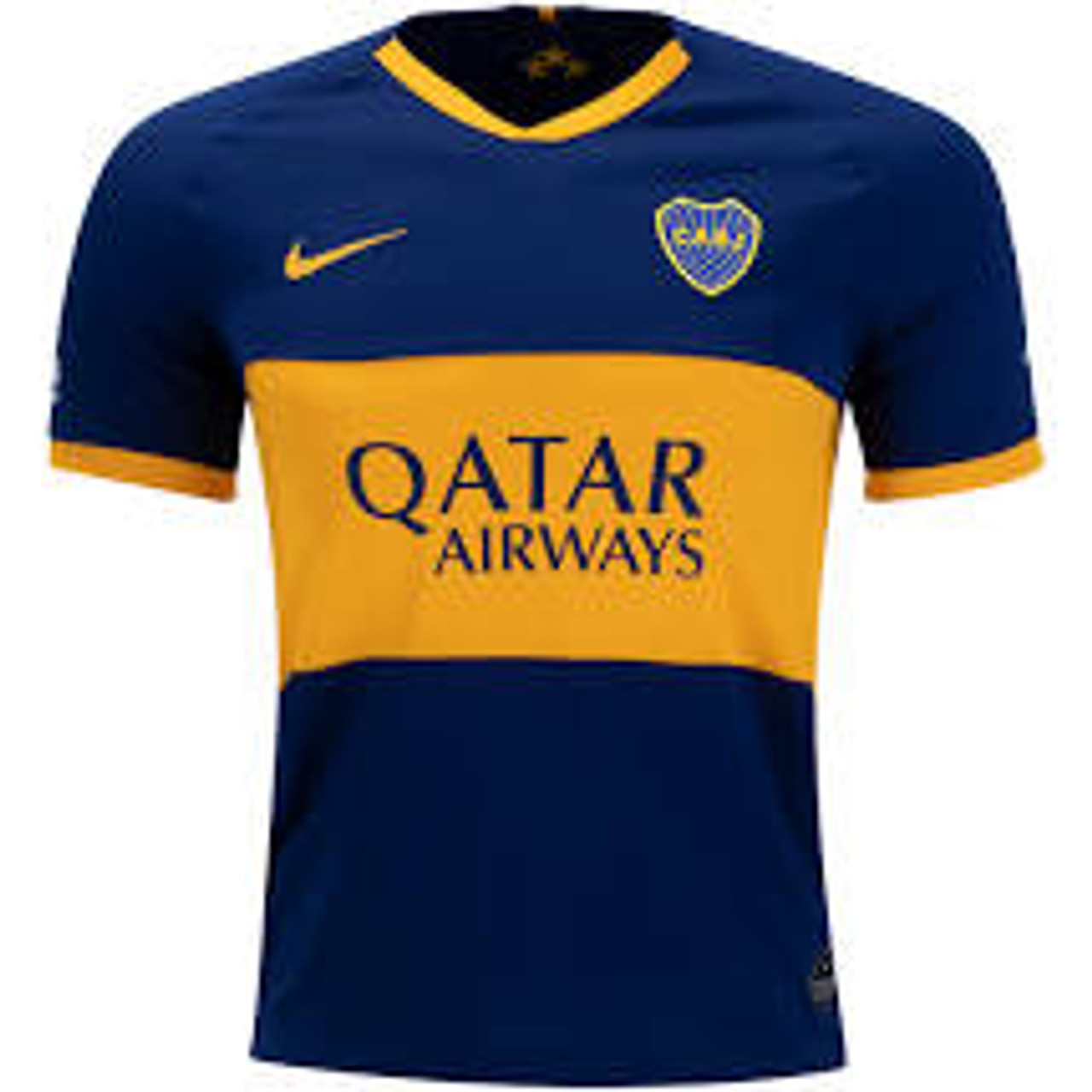 check out 88e0c 59dc5 NIKE BOCA JUNIORS 2020 HOME JERSEY