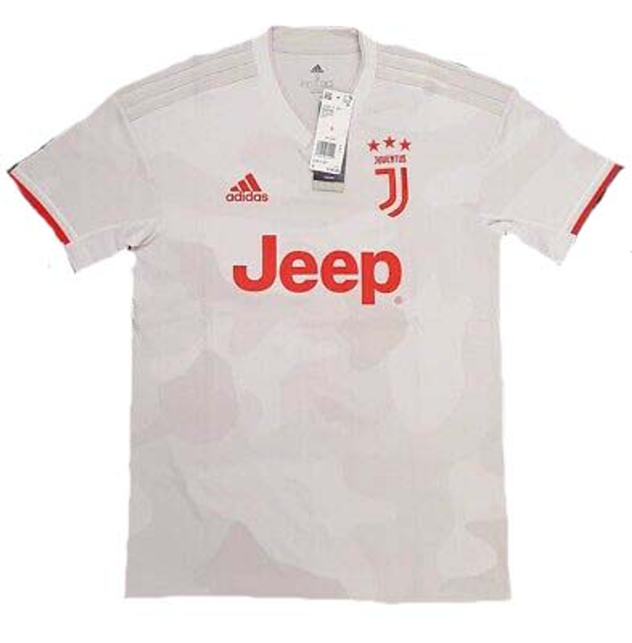 new style 32b89 3ed01 ADIDAS JUVENTUS 2020 BOYS AWAY JERSEY WHITE