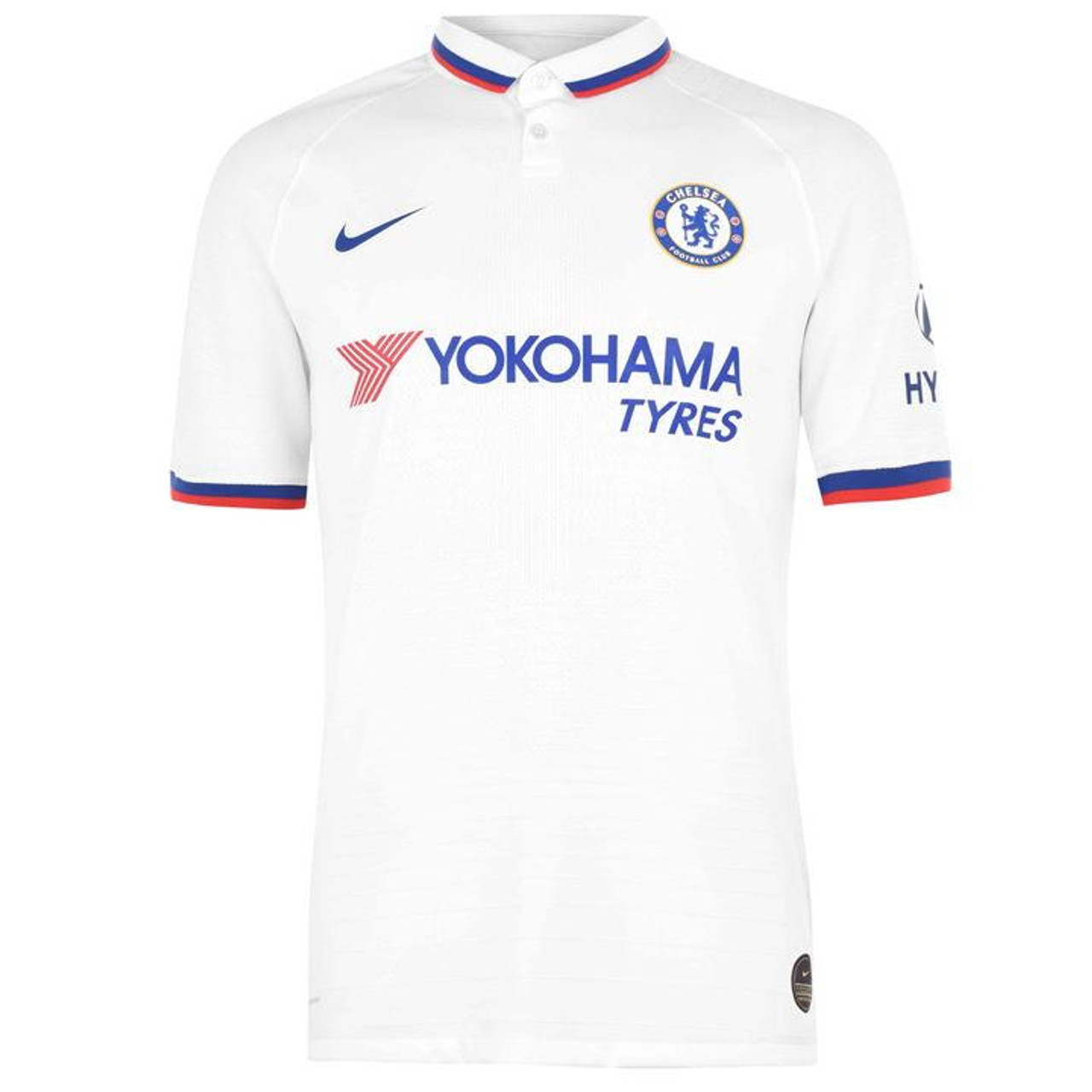 new style c5eef d4f80 NIKE CHELSEA 2020 AWAY JERSEY WHITE