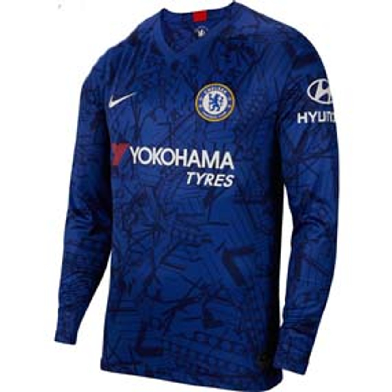 finest selection 59168 c8291 ADIDAS CHELSEA 2020 HOME LS JERSEY