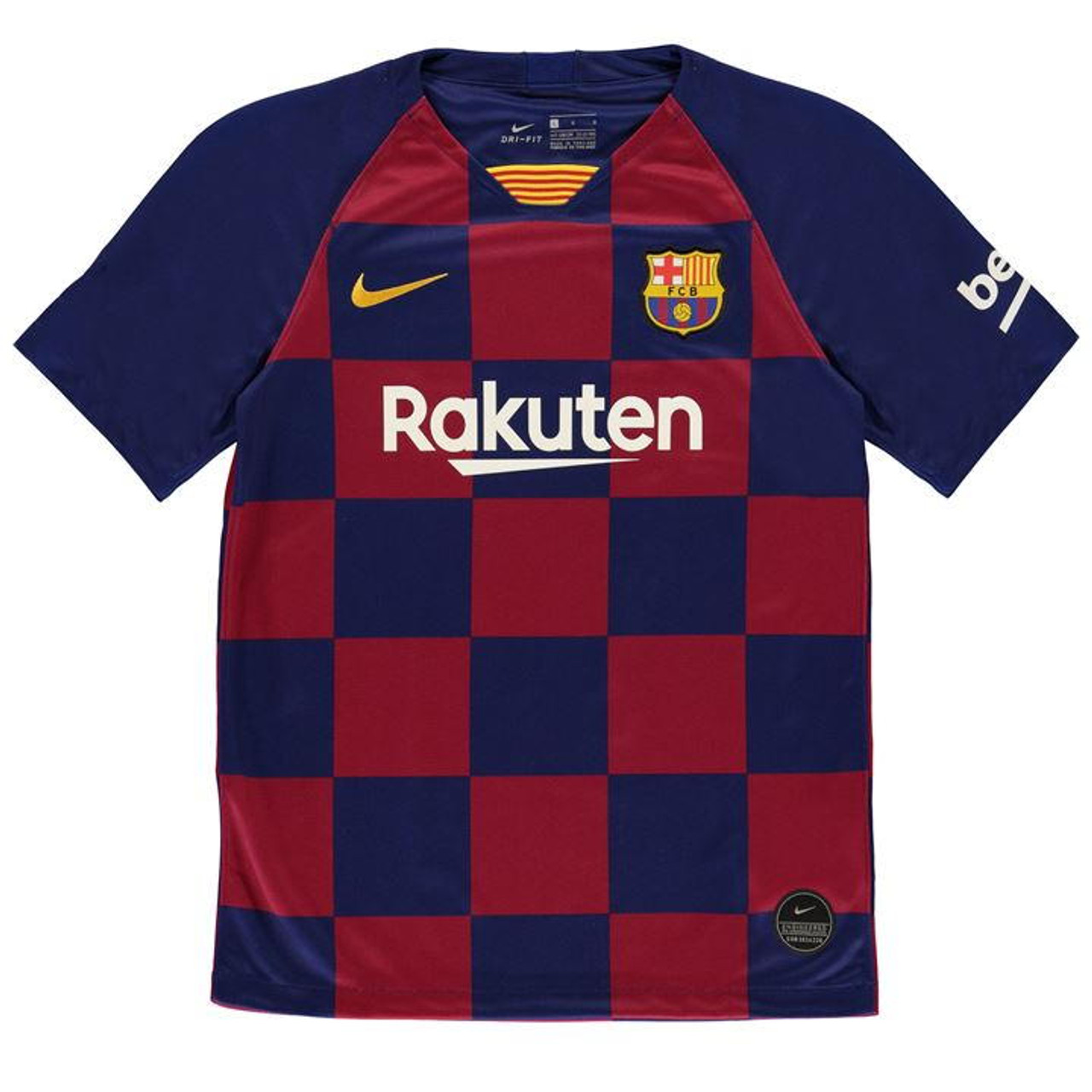 Nike Barcelona 2020 Home Jersey Soccer Plus