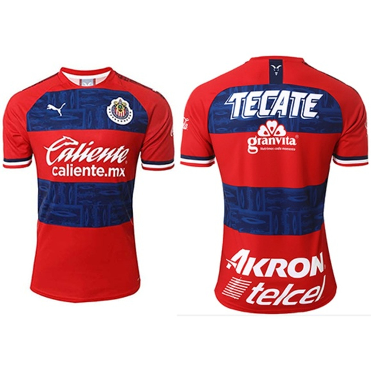 premium selection cf121 41b70 PUMA CHIVAS 2020 AWAY JERSEY