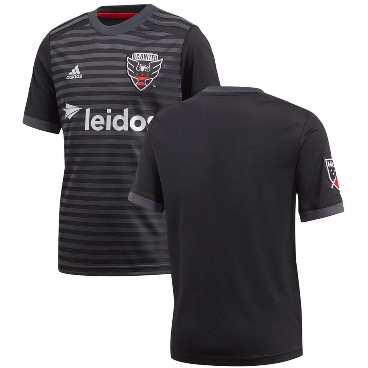 dc united jersey