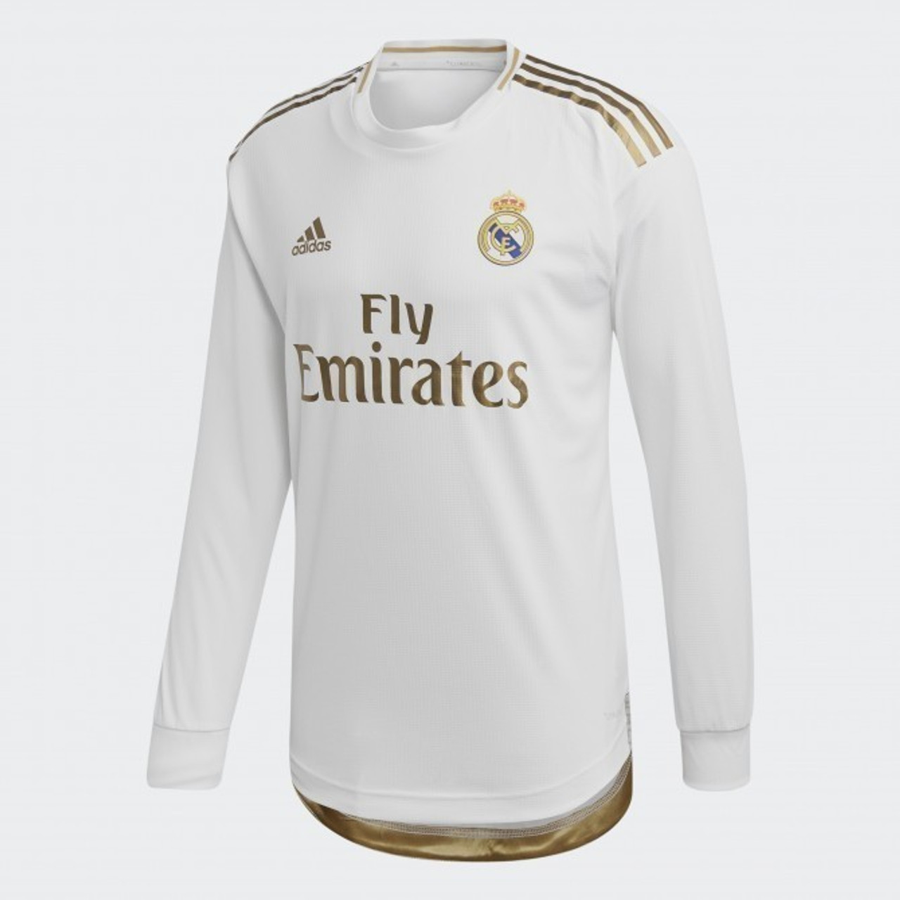 ADIDAS REAL MADRID 2020 AUTHENTIC HOME LS