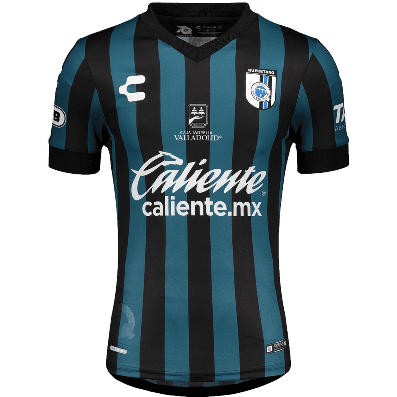 Charly Official Tijuana Xolos Men/'s Away Jersey 2020-21