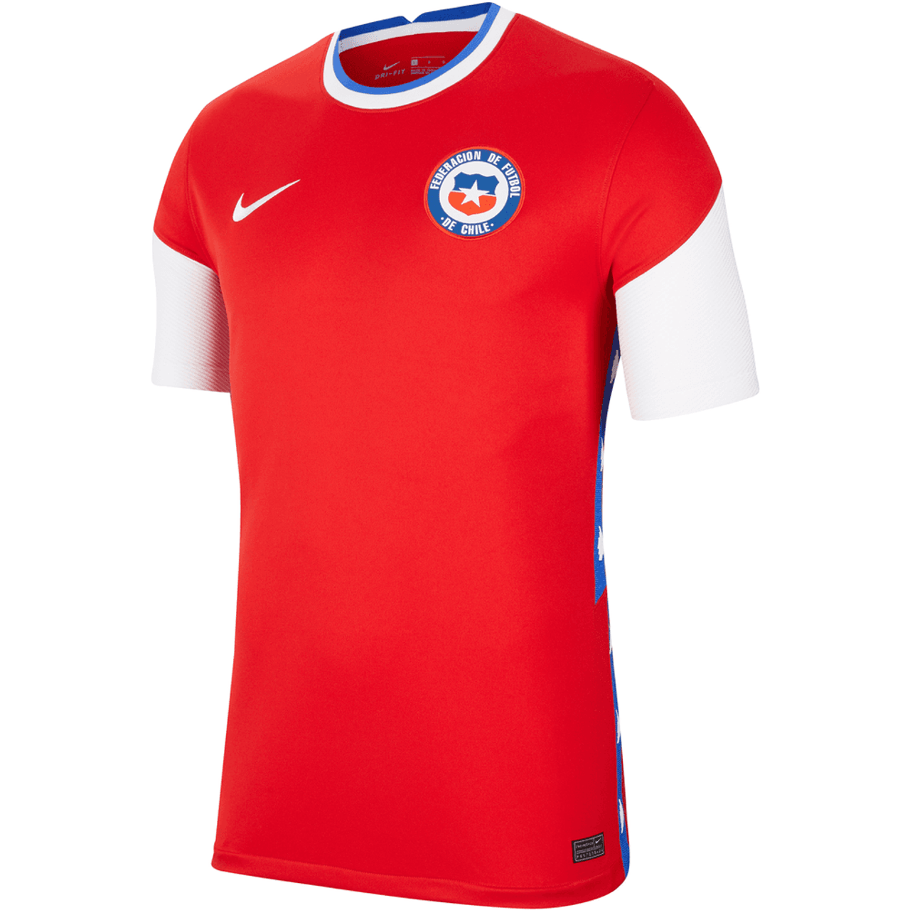 NIKE CHILE 2021 HOME JERSEY