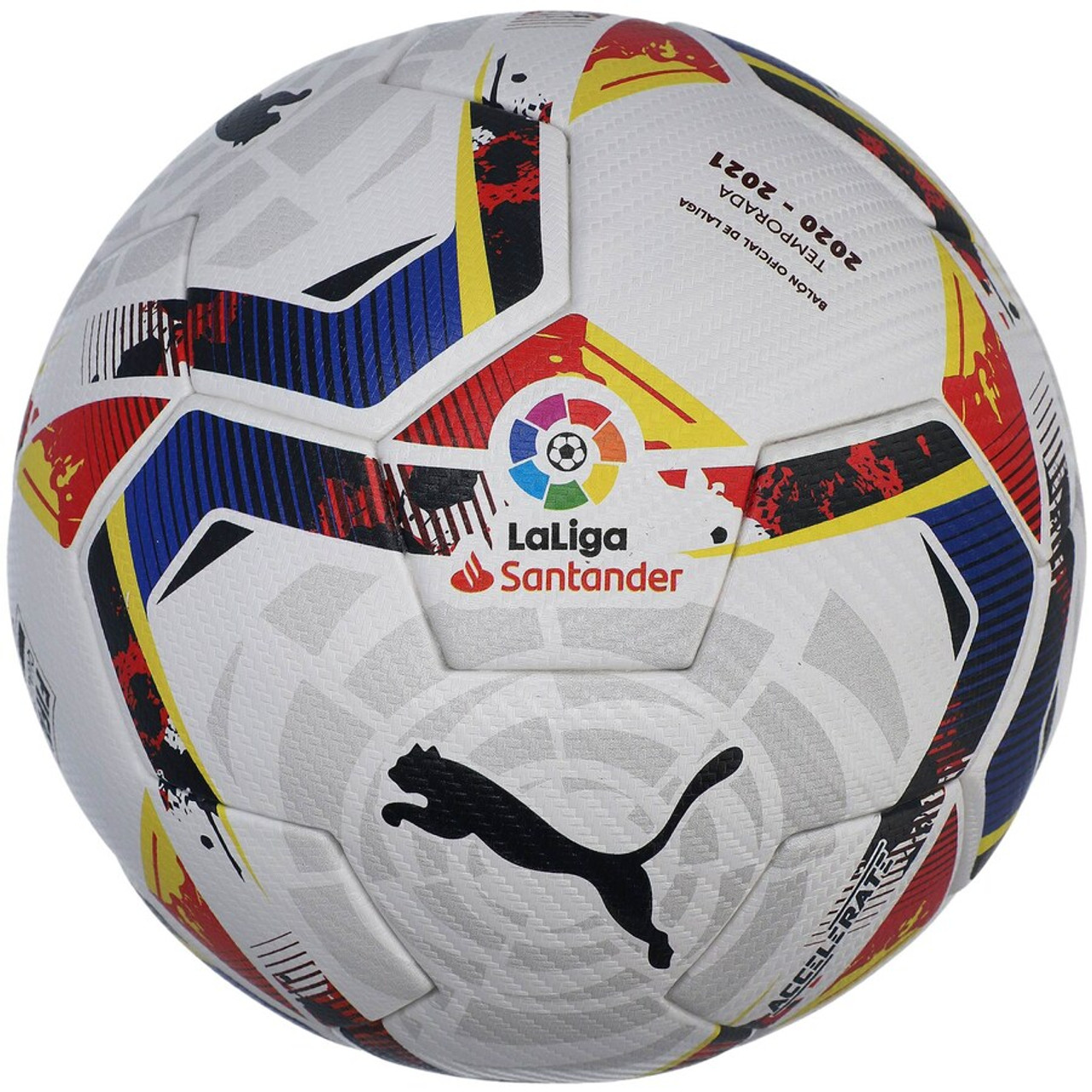PUMA La Liga 1 Accelerate FIFA Quality Pro Soccer Ball