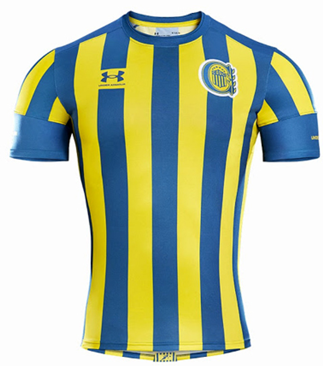 UNDER ARMOUR ROSARIO CENTRAL 20 HOME JERSEY