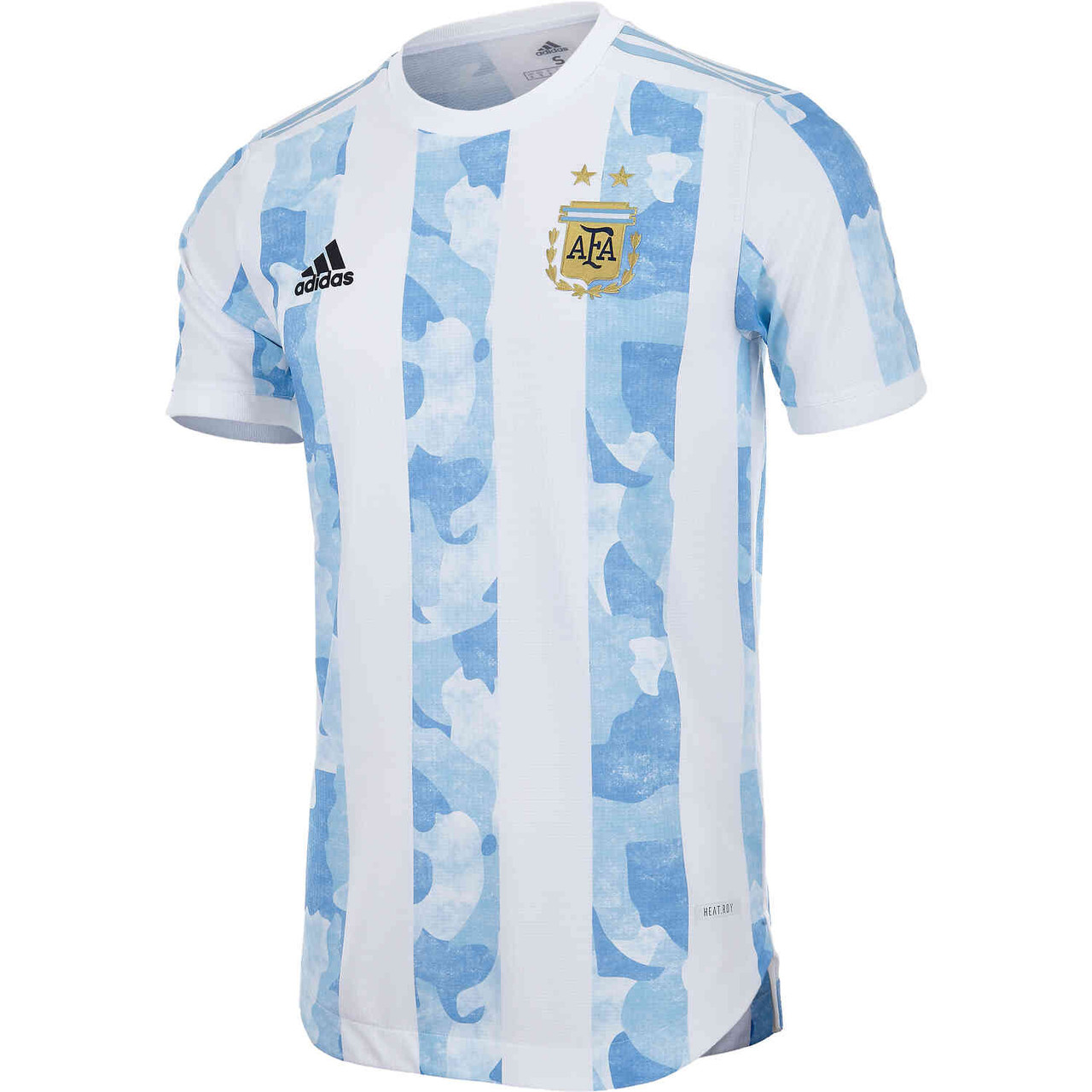 ADIDAS ARGENTINA 2021 AUTHENTIC HOME JERSEY