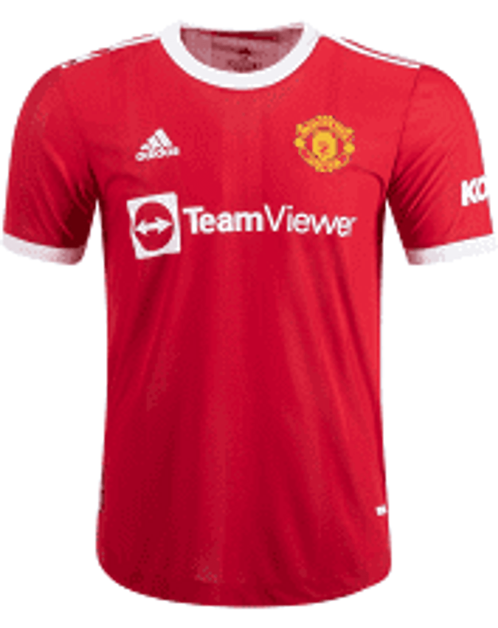 ADIDAS MANCHESTER UNITED 2021/22 AUTHENTIC HOME JERSEY