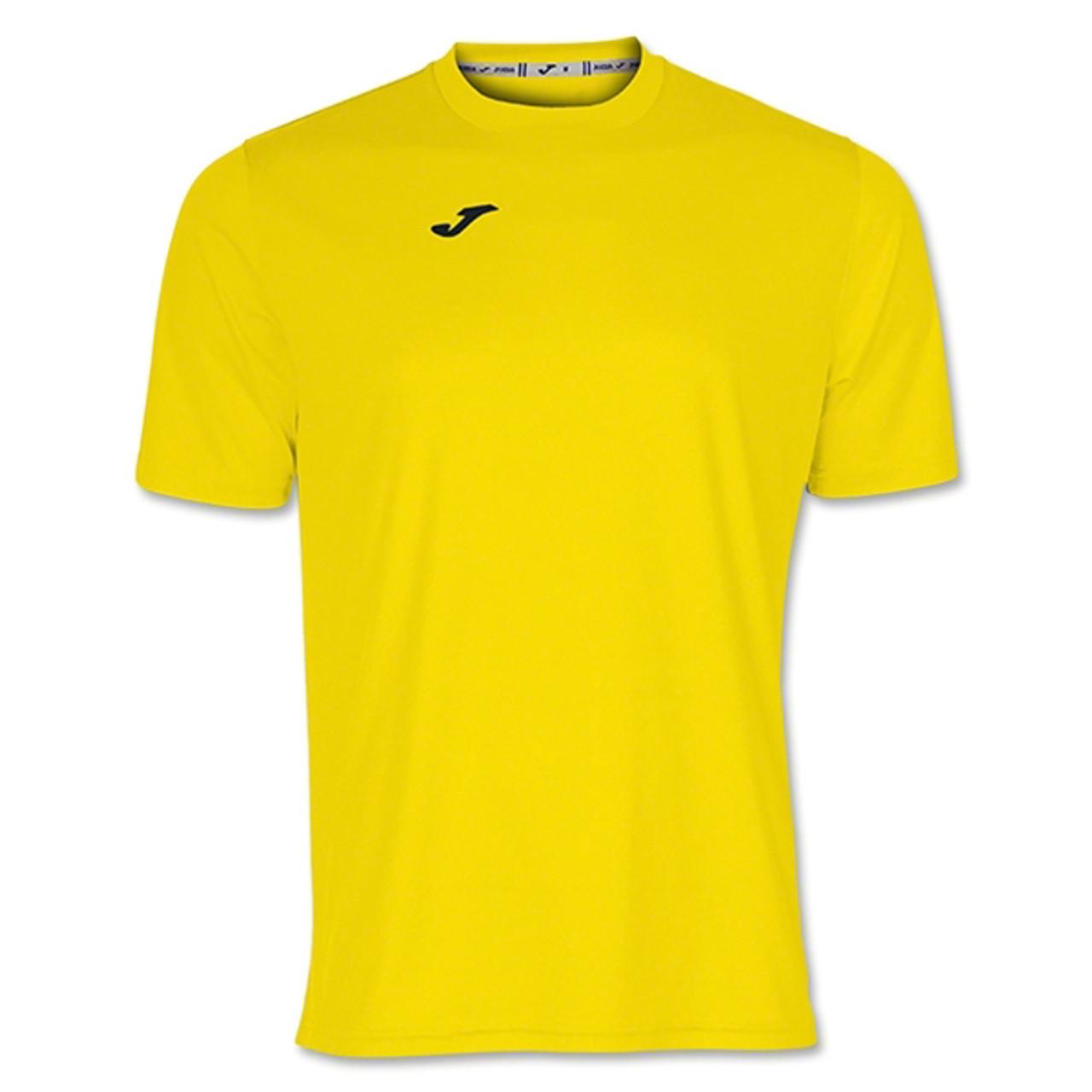 4f4580b25d JOMA COMBI JERSEY YELLOW soccer team uniform - Soccer Plus