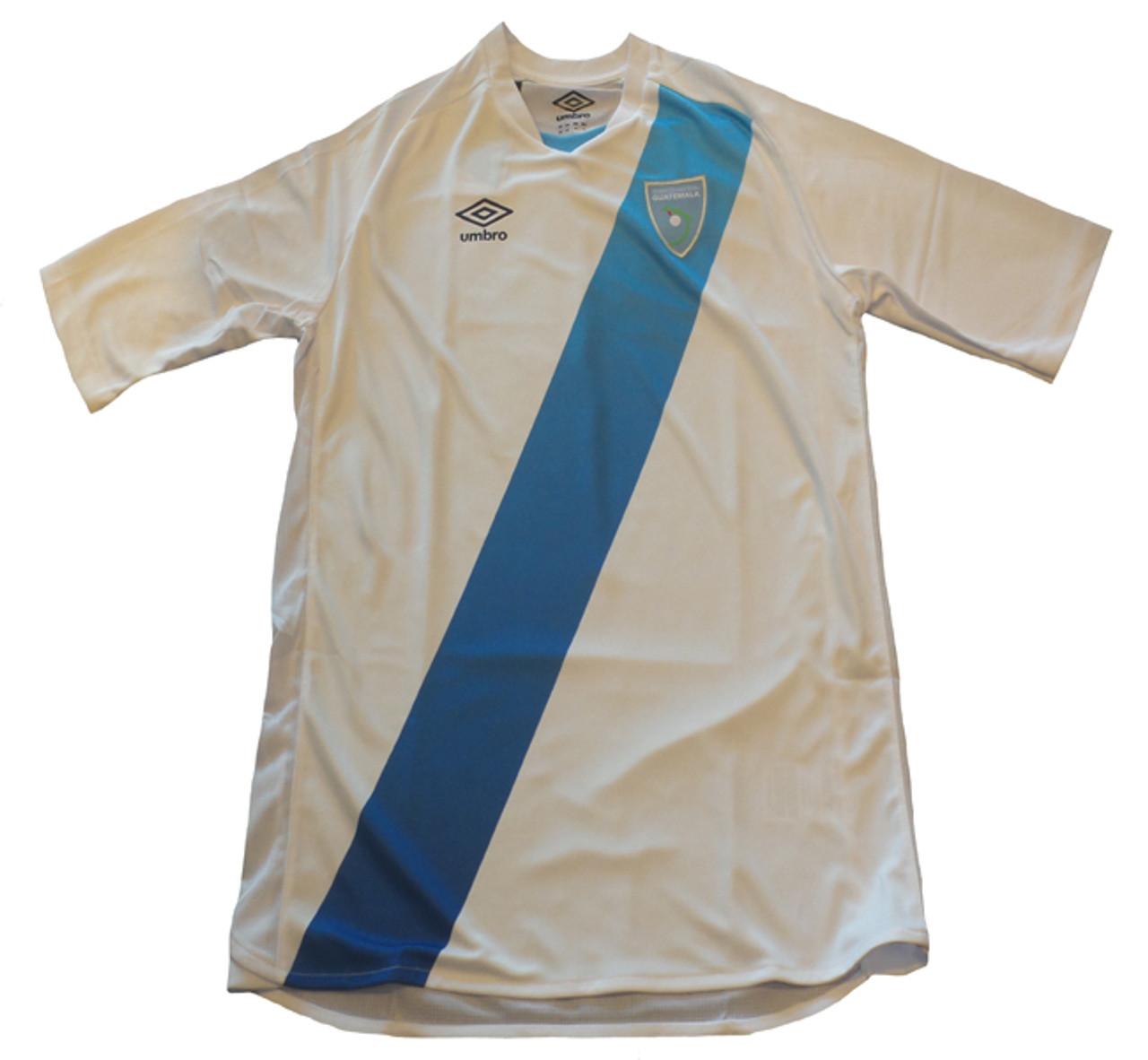 umbro guatemala jersey 2018