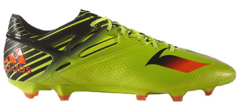 d4f989fa0 ADIDAS MESSI 15.1 FG AG firm ground soccer cleats slime - Soccer Plus