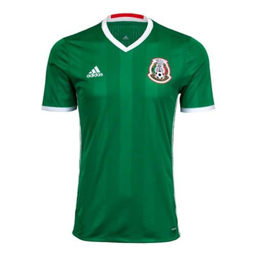 modelli alla moda più colori imbattuto x ADIDAS MEXICO 2016 AUTHENTIC HOME JERSEY - Soccer Plus