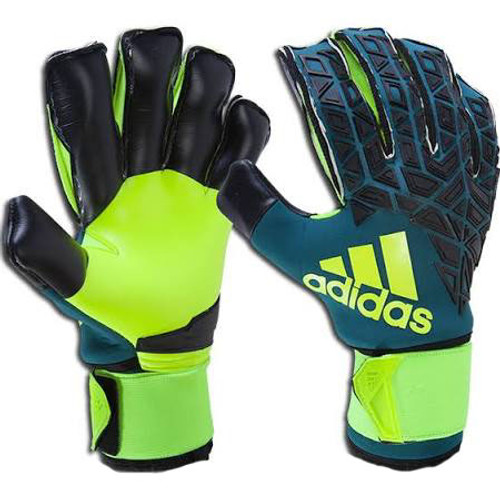 ADIDAS ACE TRANS ULTIMATE fingersave goalkeeper glove - Soccer Plus e0103bb3c7