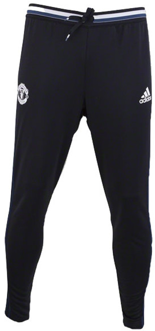 Adidas Manchester United 2016 3 4 Pants Blue Soccer Plus