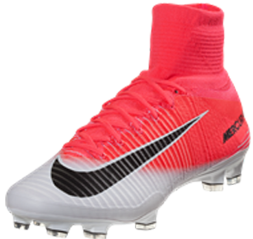 00caa3a2f1d NIKE MERCURIAL SUPERFLY V FG racer pink black white - Soccer Plus