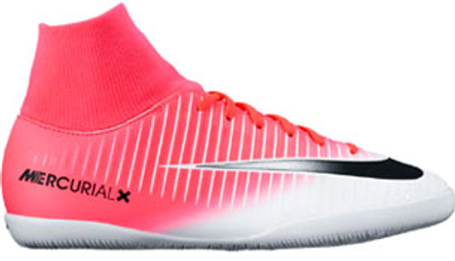 newest 6ce9b 4ddb9 NIKE JR MERCURIALX VICTORY 6 DF IC racer pink