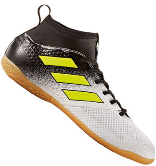 14a8b5bb0990 ADIDAS ACE TANGO 17.3 IN JR BLACK/WHITE - Soccer Plus