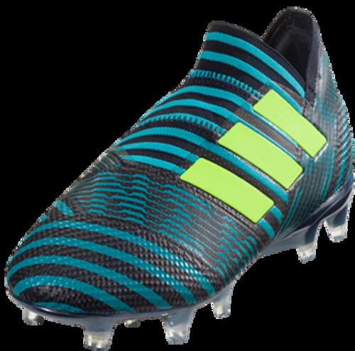 b04ef1d0a adidas Nemeziz 17+ 360Agility FG Soccer Cleat - Legend Ink Solar Yellow  Energy